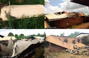 Kes images insoutenables de Kikiakom-Bu après le passage des militaires
