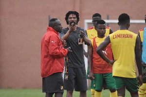 Les Lions U23 ont été mis en difficulté lors de leur premier match contre le Ghana