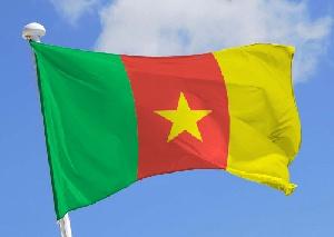 Le drapeau camerounais