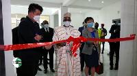 Le Cameroun inaugure un centre de production des tests