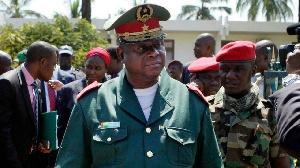 Le général Bissau-guinéen que les Américains veulent capturer avec une récompense de 5 millions de