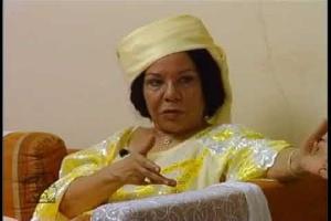 Germaine Ahidjo
