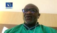 Idah Peterside était ancien gardien de but du Nigéria