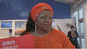 Elle s'est exprimée lors d'une interview avec la CRTV radio