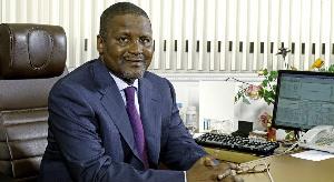 La FECAFOOT a entamé les discussions avec Dangoté Group, l'entreprise du milliardaire nigérian
