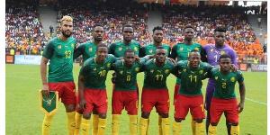 Les Lions Du Cameroun