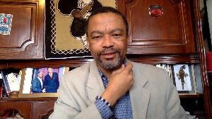 Prof Franklin Nyamsi
