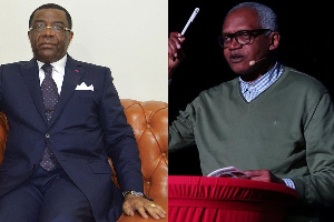 Enoh Meyomesse vs Mebe Ngo'o