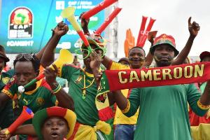 Le palais des sports de Yaoundé a abrité  a cérémonie de dévoilement de la mascotte
