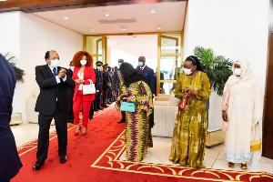 Paul Biya, son retour à l'aéroport