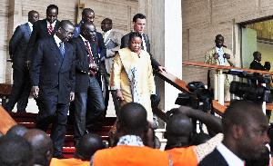 Jeune Afrique épingle Fatou Bensouda (interview exclusive)