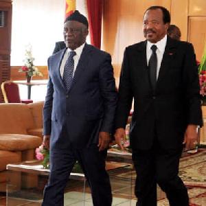Les élections législatives et municipales au Cameroun se tiendront le dimanche 9 février 2020