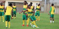 Léquipe nationale locale du Cameroun avait établi un calendrier d'une série de rencontres