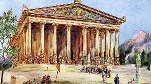 Le temple d'Artémis était la fierté des Éphésiens.