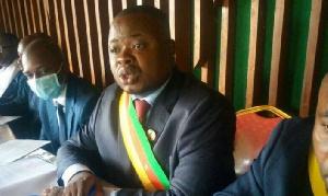 Le jeune Maire de 38 ans a été interpellé le mardi 23 février 2021