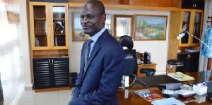 Mekulu Mvondo, DG de la CNPS