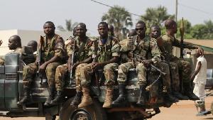 La Division de la Sécurité Militaire éventrée