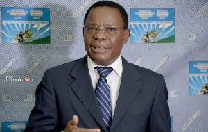 Affaire : Maurice Kamto, la co
