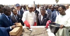 Infrastructures Chantiers Cameroun Tchad Idriss Deby