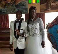La meilleure lanceuse de poids d'Afrique, la Camerounaise Auriol Dongmo s'est mariée.