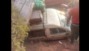 L'incident s'est produit à environ 5 h30 au quartier de Toumessang
