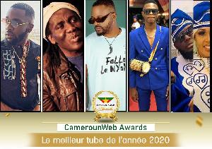 Ils ont enjaillé les camerounais en 2020