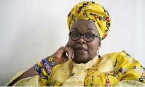 Alice Kom, avocate au Barreau du Cameroun