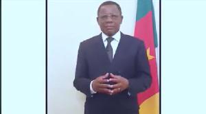 'Le régime illégal et illégitime de Monsieur BIYA vient ainsi de franchir la ligne rouge'