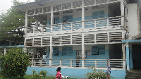 L'hôpital Laquintinie  de Douala