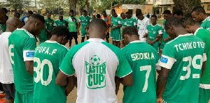 Axel Ndzana « sauve » Union de Douala