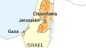 6 cartes qui montrent comment le territoire palestinien a changé au cours des dernières décennies