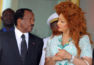 Les soutiens du pouvoir de Yaoundé présentent Franck Biya comme un éminent homme d'affaires