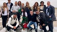 Eto'o, Fabregas, Puyol, Xavi, et d'autres grands noms reunis en Argentine pour le mariage de Lionel