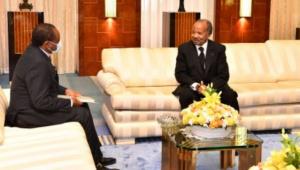 Un émissaire de Théodoro Obiang reçu par Paul Biya