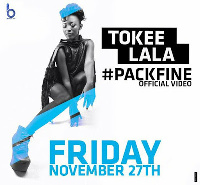 Pack Fine video by Tokee Lala
