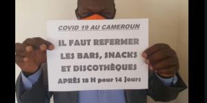 Variant Delda Covid Camerounweb