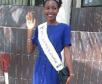 Gwe Ngolla, Miss Cameroun Sénégal 2016