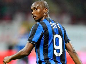 Samuel Eto'o légende de l'Inter