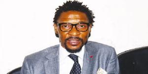 Rigobert Song, ex capitaine de l'équipe nationale du Cameroun