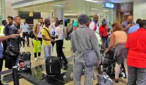 Air France a expressément retardé l'avion