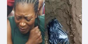 La maman de Caroline Kimora  Ndiale