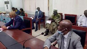 Seidou Mbombo Njoya soupçonne son secrétaire général .