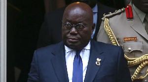Nana Akufo Ado, président du Ghana