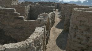 La 'cité d'or perdue' découverte en Égypte révèle la vie des anciens pharaons