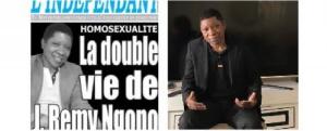 Rémy Ngono, journaliste sportif à RFI