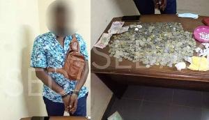 Un trafiquant de drogue interpellé au quartier Madagascar à Yaoundé