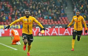 Suisse: l'incroyable saison de Jean-Pierre Nsame, la nouvelle star du football camerounais