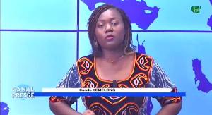 Carole Yemelong , l'ex REC à Canal 2