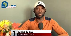 Calibro Calibri, activiste de la BAS
