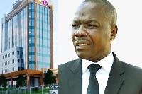 Amougou Belinga, les 11 milliards et le nouveau siège d'Anecdote